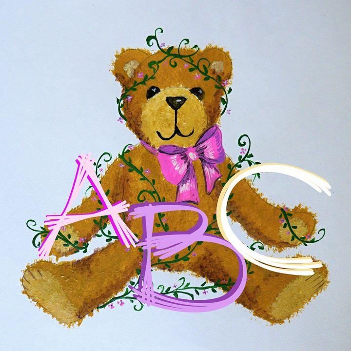 ABC Untangle Me! - HappyTeddy