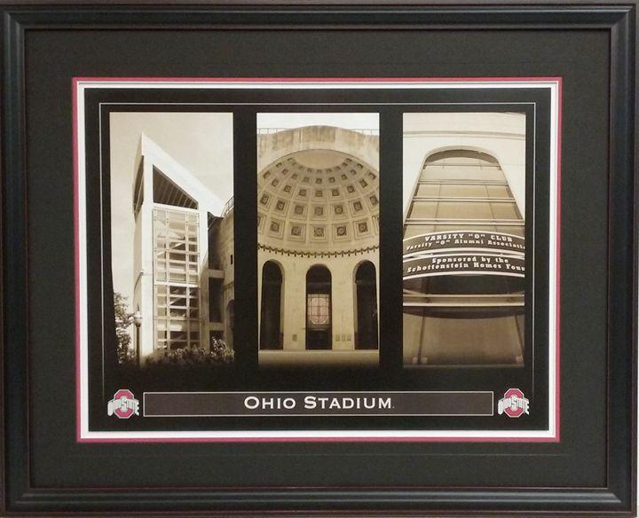 Ohio Stadium - The Frame Cellar