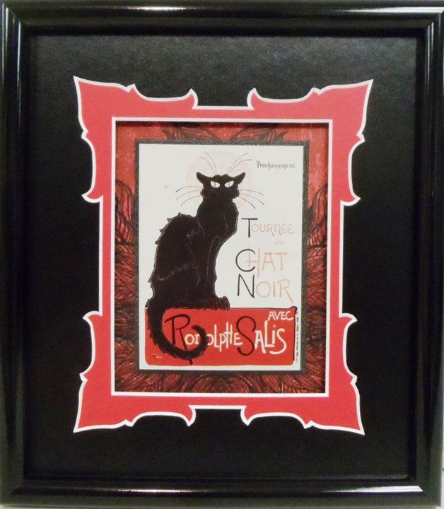 Le Chat Noir - The Frame Cellar