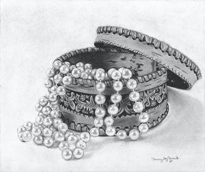 Pearls - Joy of Art