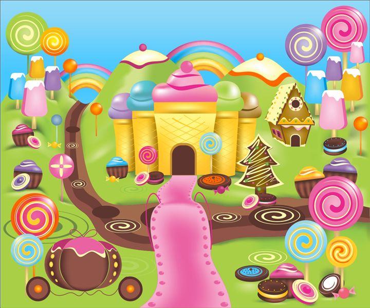 Candy Land - Marilena