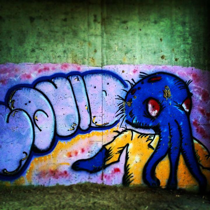Graffiti - Adam Bruns Art