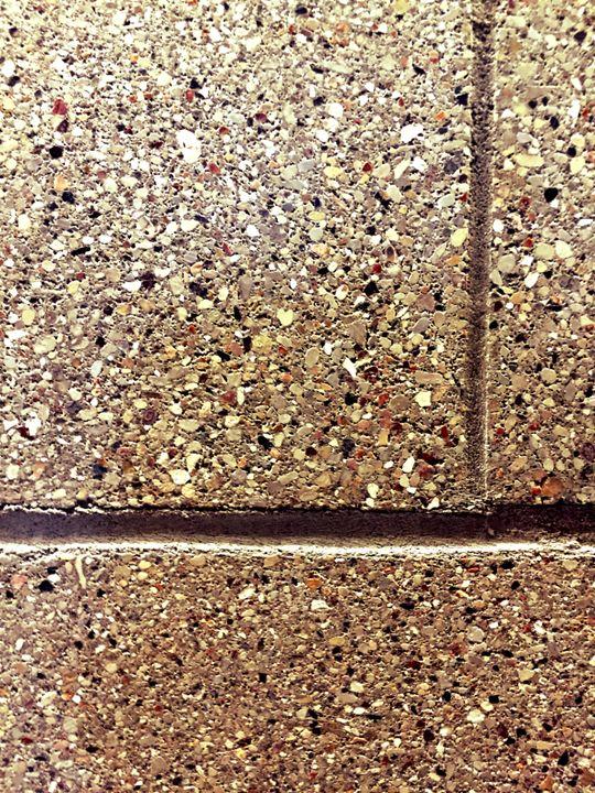 mosaic wall - Adam Bruns Art