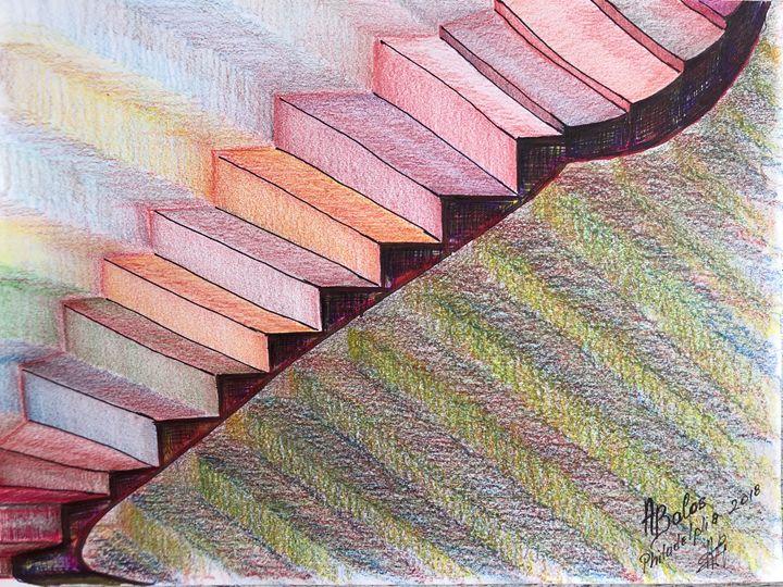 Stairways to heaven. - Adriatik Balos