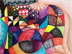 Playing chess with colours. - Adriatik Balos