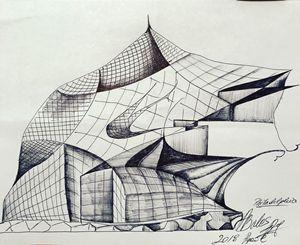 My building. - Adriatik Balos