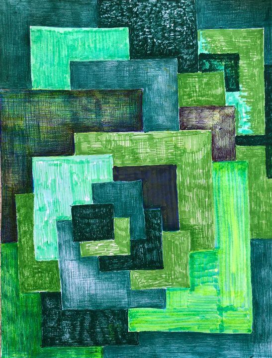 Playing green. - Adriatik Balos