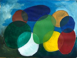 Balls of air. - Adriatik Balos