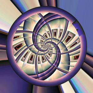 Circle Spirals