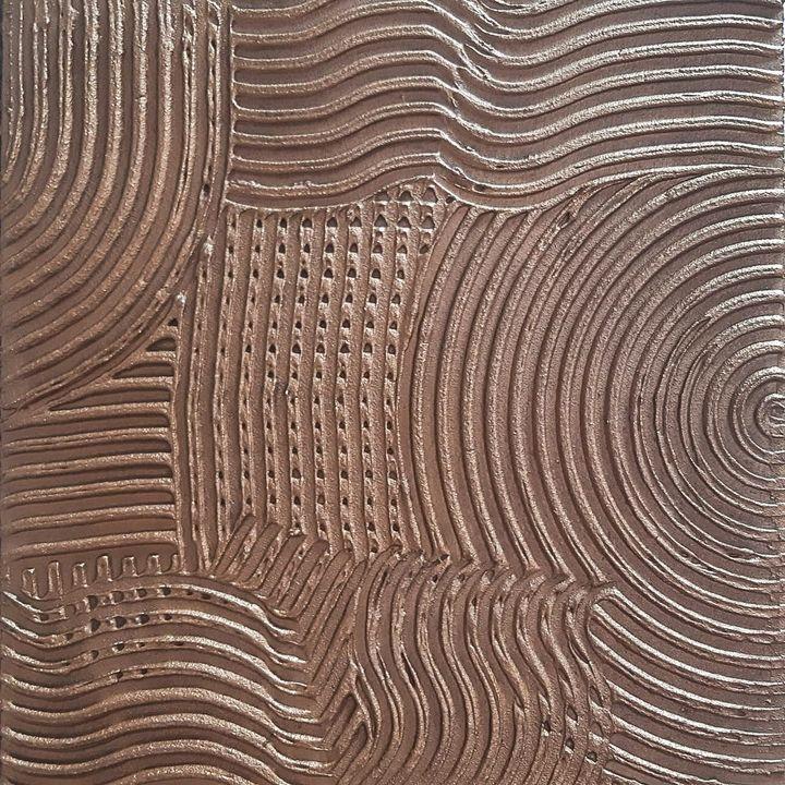 Bronze Texture - LanaArtPal