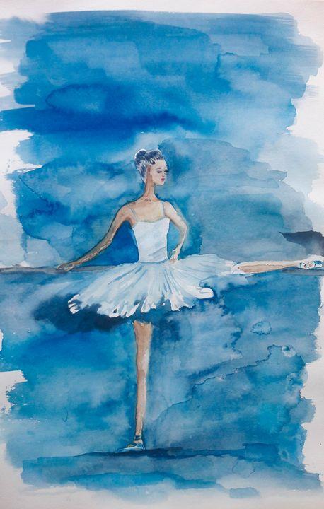 Ballerina - LanaDecorArt