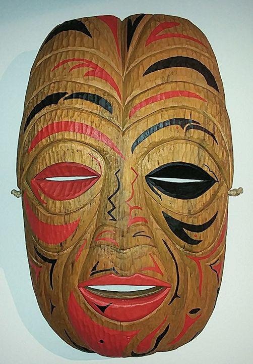 Papatuanuku(Primordial Earth Mother) - Kayne J.W Mew Mixed Media Artist/Sculptor