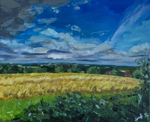 Cornfields of Loxley