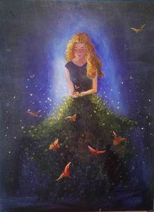 Magic dancer butterflies