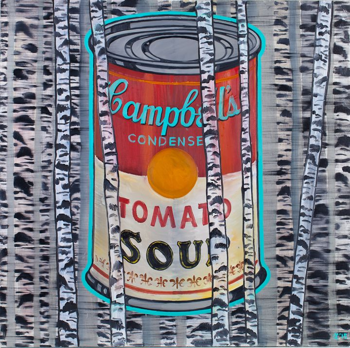 Canned Tomato Soup - BalticGallery