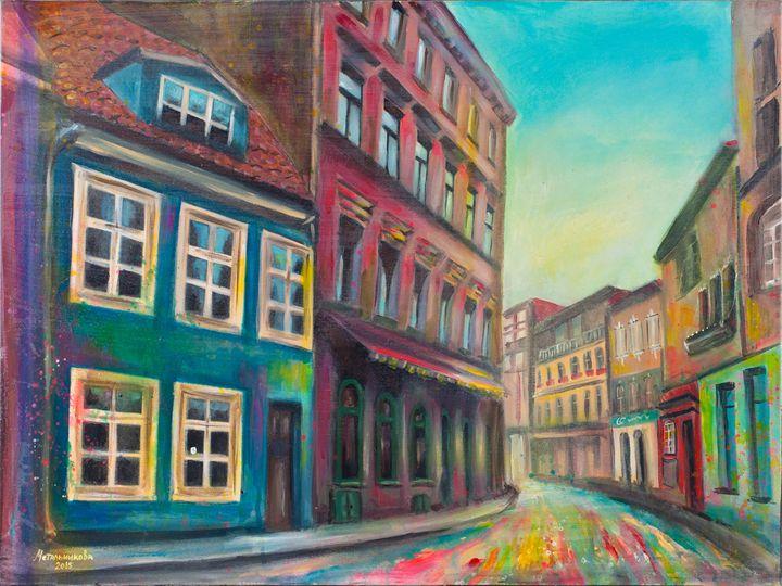 City - BalticGallery