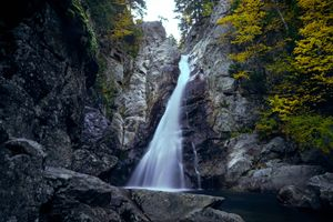 Glen Ellis Falls - Max Ablicki - Adventure Photography