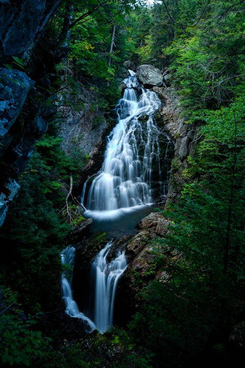 Crystal Cascade - Max Ablicki - Adventure Photography