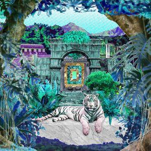 U as an Ivory Tigress