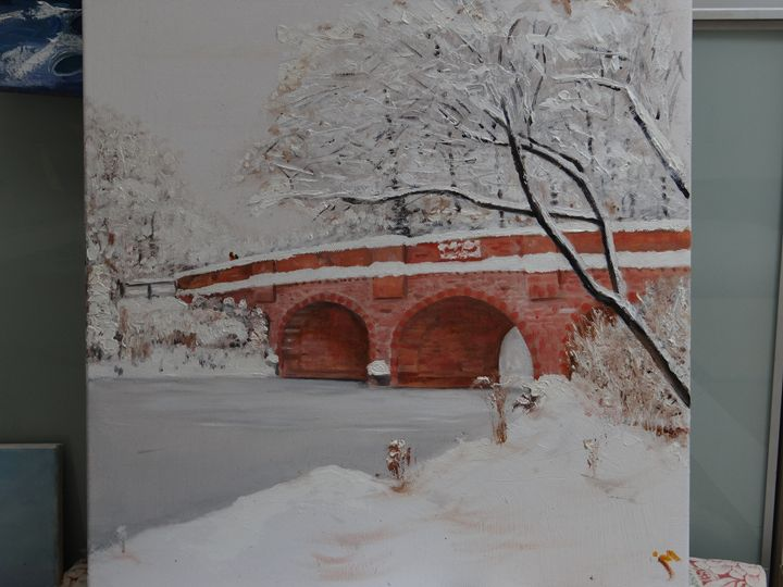 Winter Bridge - ARTSPACE