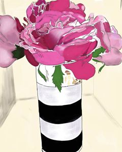 Rose and Stripes