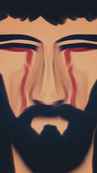 Tears of blood - Vikas Valankumeri