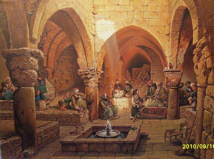 ancient culture - Altaous Art Studio
