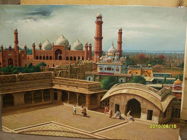 old Lahore, Pakistan - Altaous Art Studio