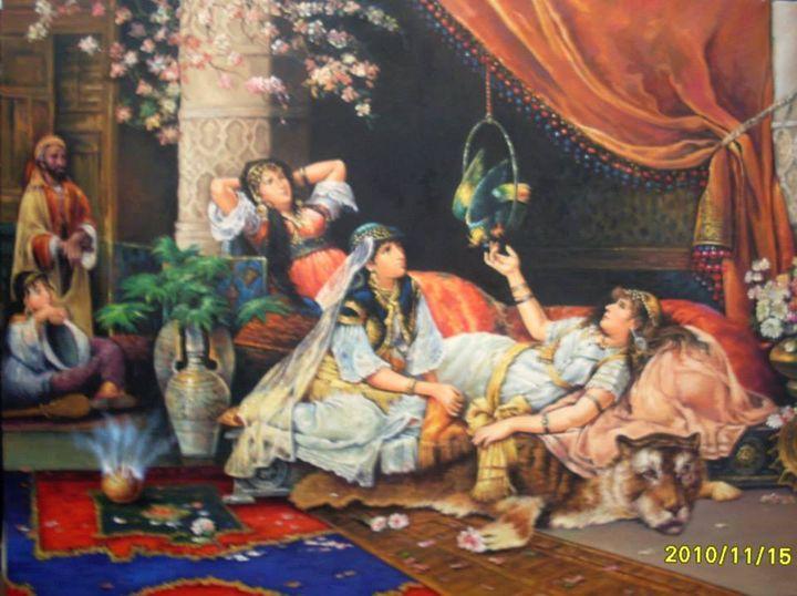 Arabic Ancient Culture - Altaous Art Studio