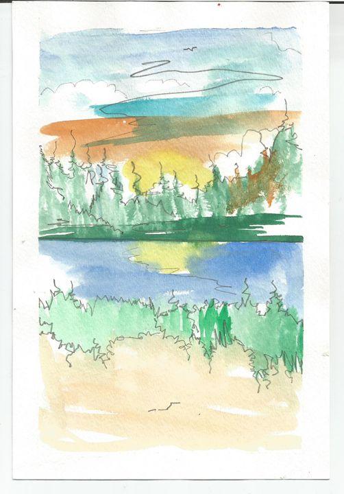 Painting 28 - Frank Seth