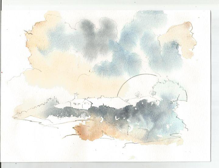 Painting 23 - Frank Seth