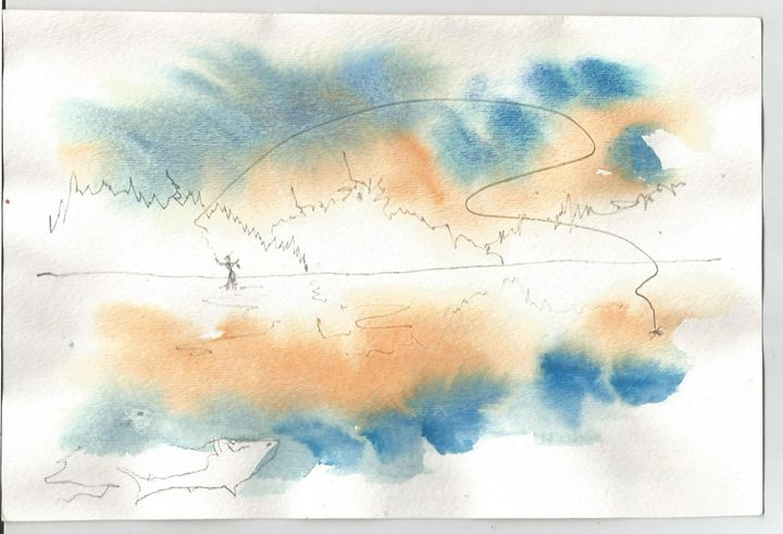 Painting 21 - Frank Seth