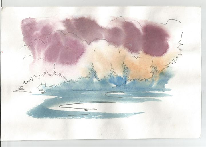 Painting 20 - Frank Seth