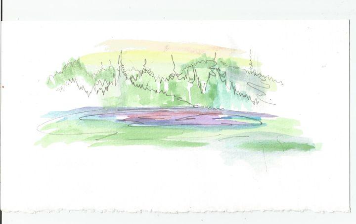 Painting 16 - Frank Seth