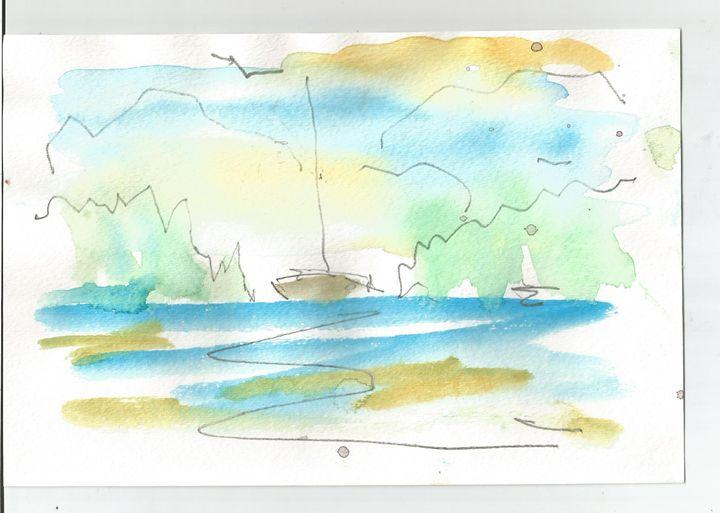 Painting 13 - Frank Seth