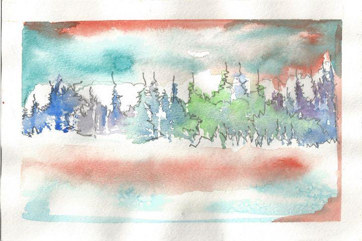 Painting 10 - Frank Seth
