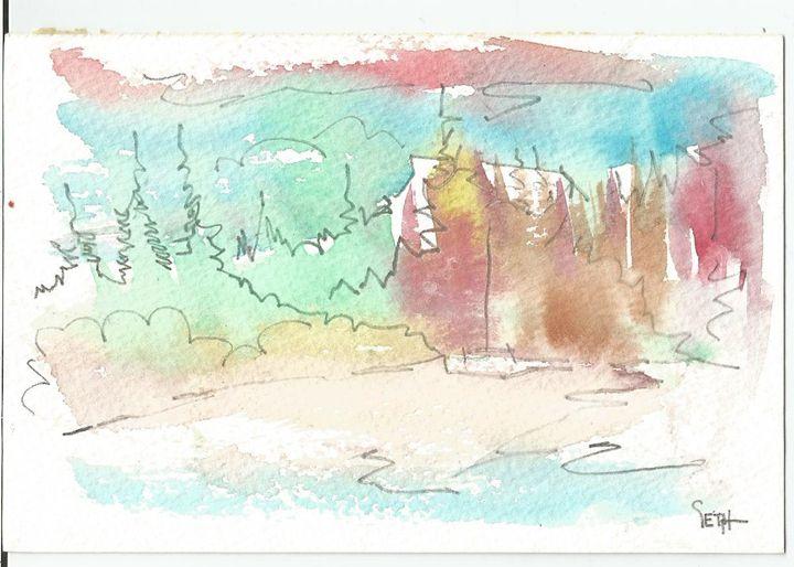 Painting 7 - Frank Seth