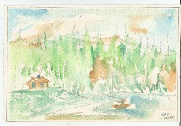 Painting 33 - Frank Seth
