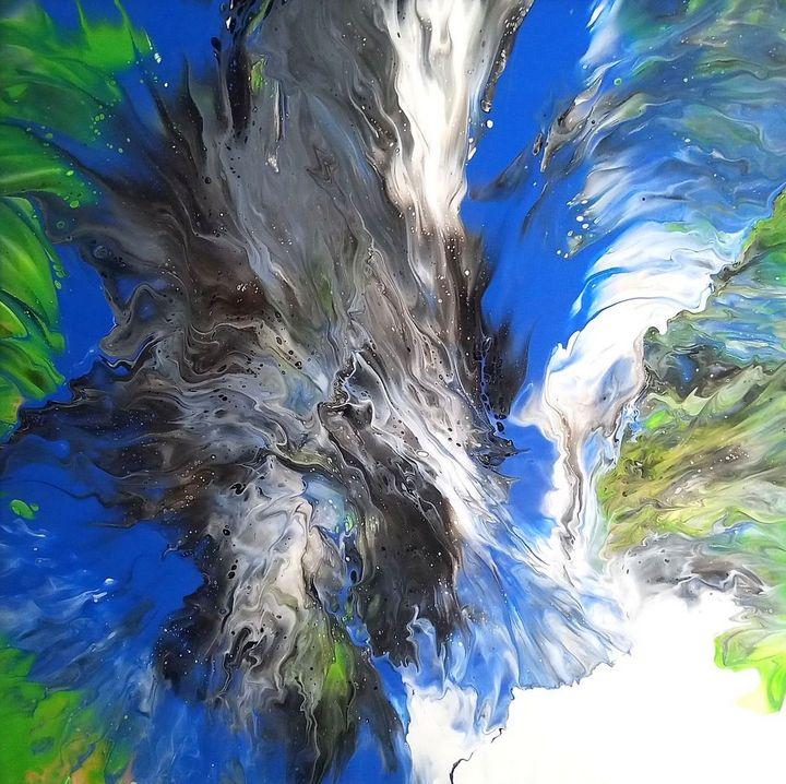 Waterfall - MixArtVanja