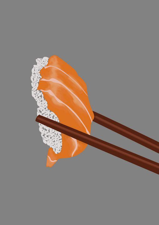 Salmon Nigiri - For Good