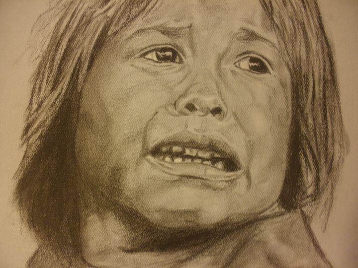 A child in fear - UT
