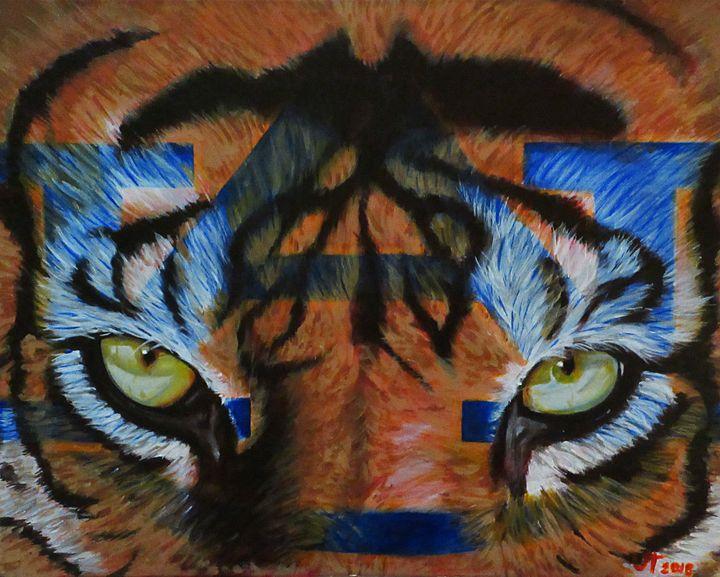 Auburn Tiger - UT
