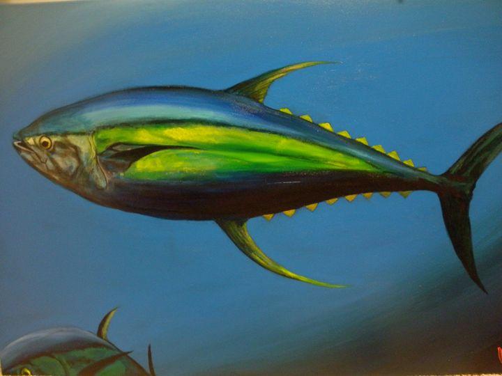 Yellow fine Tuna - UT