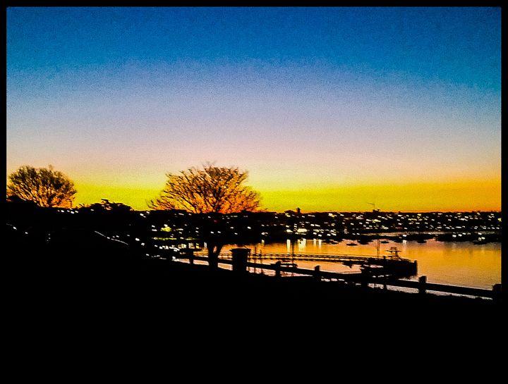 Sunset - Mitchell Allen