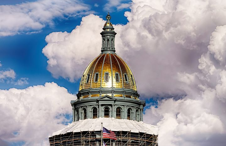 Denver Capital Building - Mike Sinko Photography
