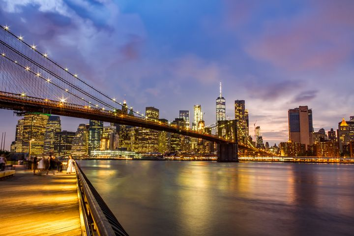NYC Cityscape - Mike Sinko Photography