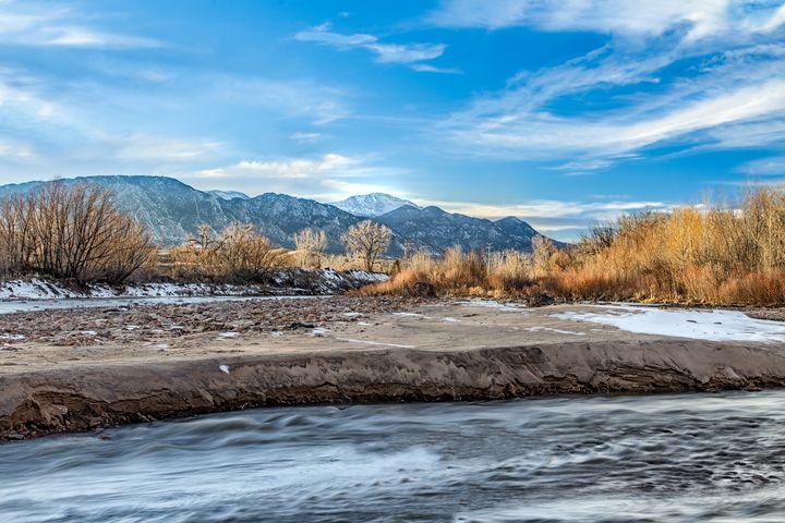 Pikes Peak Mountain - Mike Sinko Photography
