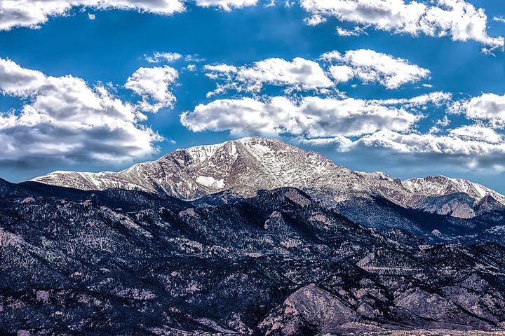 Pikes Peak - Mike Sinko Photography