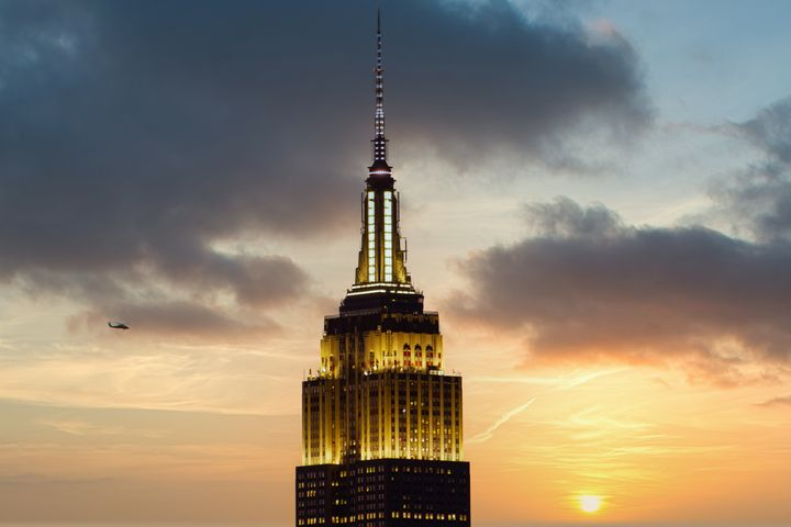Top of the Empire State Building - Mike Sinko Photography