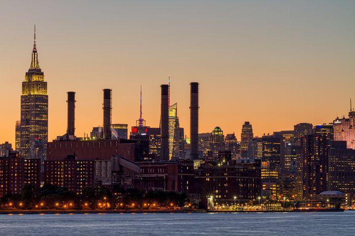 Midtown Manhattan Skyline - Mike Sinko Photography